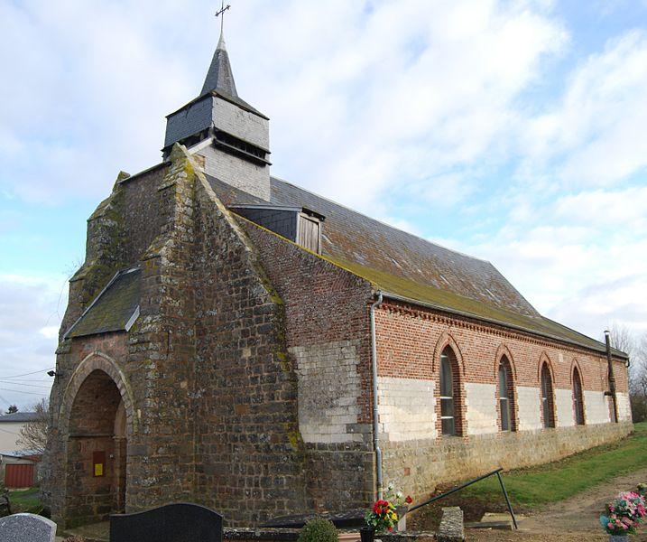 Eglise Saint-Christophe de Cohartille