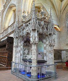 L'église de BROU dans l'Ain dans EGLISES DE FRANCE 220px-Eglise_de_Brou6_marguerite_d%27autriche