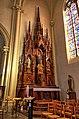 Eglise saint-Pierre et saint-Paul, Ploubalay, Côtes d'Armor, autel transept sud IMGP2689-2691.jpg