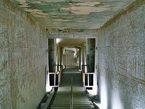 KV34 - Image: Egypt.KV34.01