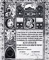 Ehrenbürger-Urkunde Cäcilie Bleeker (1798-1888) 1879.jpg