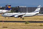 El Al, 4X-EKC, Boeing 737-858 (20358600311).jpg