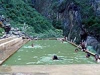 Baños termales El Edén, Perú