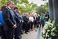 El Lehendakari participa en Barcelona en la concentración con motivo del 30 aniversario del atentado de Hipercor 05.jpg