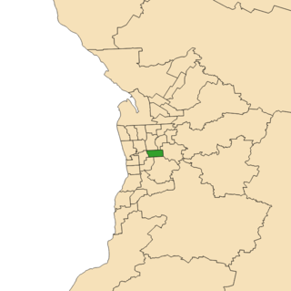Electoral district of Unley state electoral district of South Australia