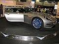 Electric Lightning GT Right Side at British International Motor Show 2008.jpg