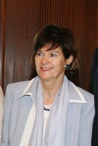 Elena Highton de Nolasco - Elena Highton de Nolasco