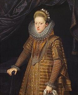 Eleonor of Austria by F.Pourbus Jr. (c. 1603, Kunsthistorisches Museum).jpg