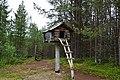 Elevated storage facility, Siida Museum, Inari, Finland (36546669161).jpg