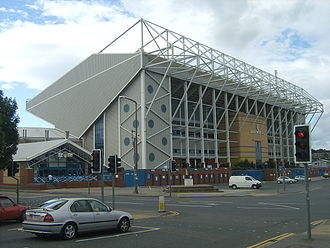 Umbro Cup - Image: Elland Road, Leeds