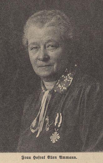 Ellen Ammann - Ellen Ammann (1930)