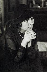Elsa Triolet 1925-ben