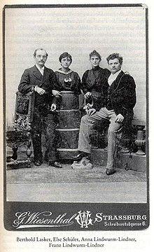 Else Shulter second from left.