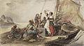 Elsje van Houwening door Pieter Alardus Haaxman (1814-1887).jpg
