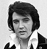 Elvis Presley, in 1970