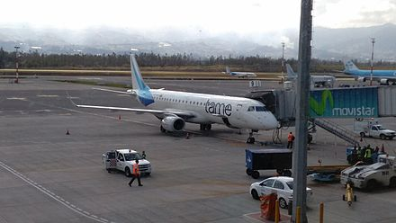 TAME Embraer 190 Embraer190tame.jpg