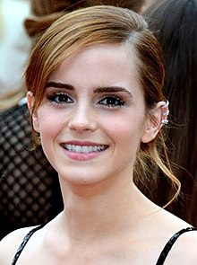 Emma Watson - the cool, beautiful, gracious,  actress  with German, English,  roots in 2017