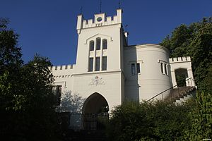 Bygdøy - Oscarshall