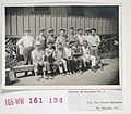 Enemy Activities - Internment Camps - Fort Douglas, Utah - Members of Barracks number 6. U.S. War Prison Barracks, Fort Douglas, Utah - NARA - 31479019.jpg