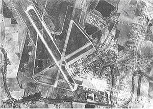 Alexandria International Airport (Louisiana) - England AFB, March 1983