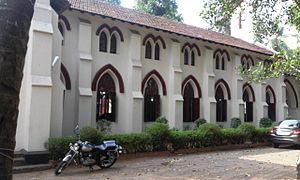 Christianity in Kerala - English Church, Nadakkavu