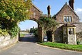 Entrance and Gatehouse, Penshurst Place. - geograph.org.uk - 1028329.jpg