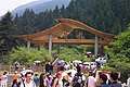Entrance of Huanglong (very crowded^^) - panoramio.jpg