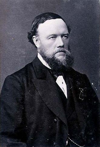 Kjerringøy trading post - Erasmus Zahl (1826-1900)