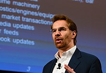Erik Brynjolfsson at MIT Sloan CIO Symposium 2013.jpg