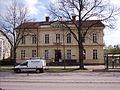 Eriksbergs museum vid Storgatan i Tranås, den 27 april 2007.JPG