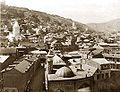 Ermakov. An old part of the town seen from Metekhi Castle. 1900.jpg