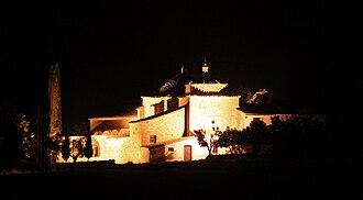 Guadalcanal, Seville - Ermita de San Benito.