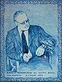 Ernest Hemingway al Caffè Roma - Alassio.JPG