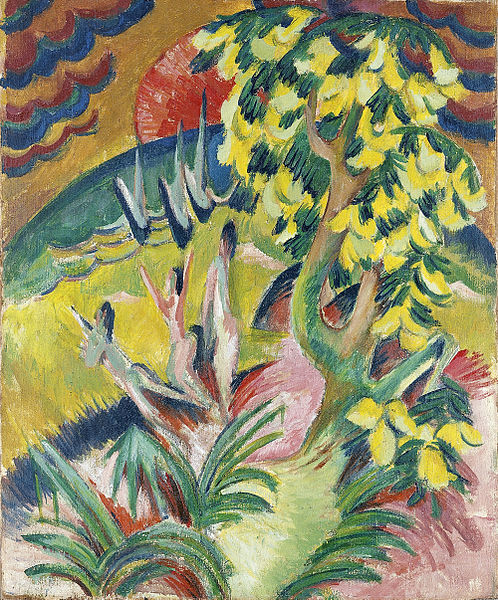 Archivo: Ernst Ludwig Kirchner - Curvado Bay.jpg
