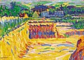 Ernst Ludwig Kirchner - The Loam Pit.jpg
