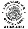 Escudo de la Asamblea Legislativa del Distrito Federal. VI Legislatura.jpg