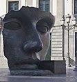 Escultura Per Adriano, Plaza de la Isla de Madeira, Santa Cruz de Tenerife, España, 2012-12-15, DD 02.jpg