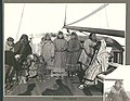 Eskimo women and children on the deck of a whaling ship, Port Clarence, Alaska, July 1899 (HARRIMAN 196).jpg