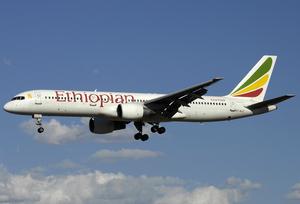 Ethiopian Airlines Boeing 757-200 ET-ALZ FCO 2007-9-5.png