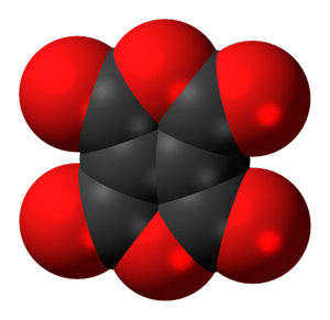 Ethylenetetracarboxylic dianhydride - Image: Ethylenetetracarboxy lic anhydride 3D spacefill
