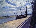Etienne Moreau-Nélaton - Barque sur la plage.jpg