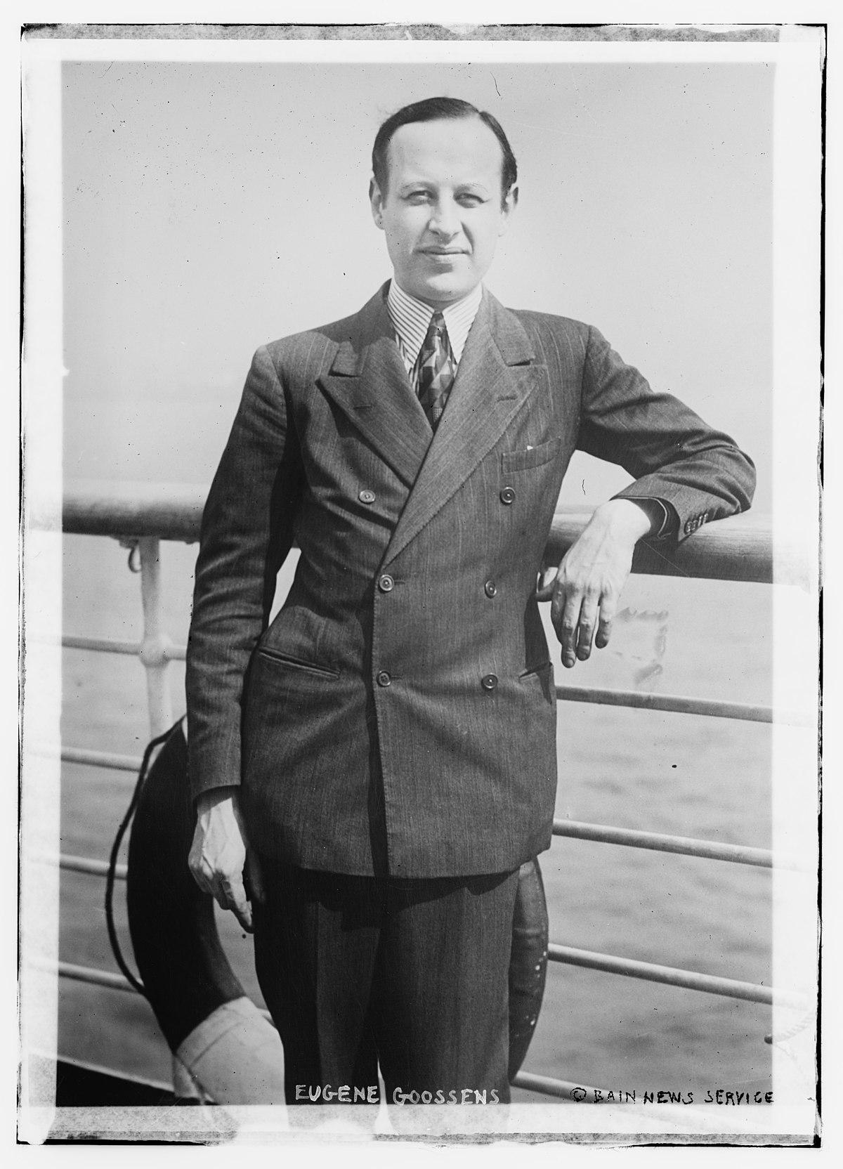 Eugene Aynsley Goossens - Wikidata