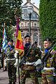 Eurocorps Strasbourg passage de commandement 28 juin 2013 03.jpg
