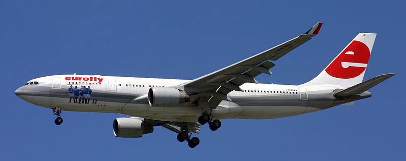 A330 Eurofly