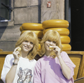 Eurovision Song Contest 1980 postcards - Sophie & Magaly 17.png