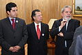 Ex presidente de Brasil, Lula da Silva, en el Bicentenario del Congreso Nacional (5905069014).jpg