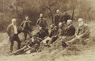 Linnean Society of New South Wales - Members of the Society in 1888