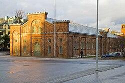 exercishuset göteborg karta Exercishuset – Wikipedia exercishuset göteborg karta