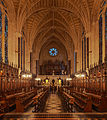 Exeter College Chapel from altar, Oxford - Diliff.jpg