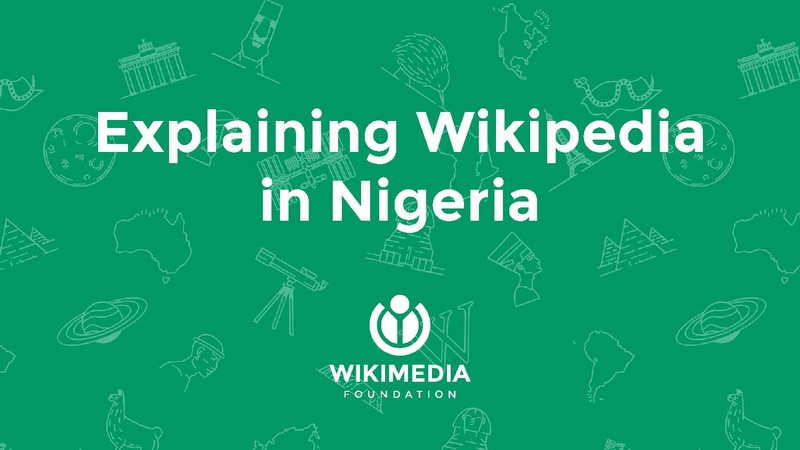 File:Explaining Wikipedia in Nigeria - Community survey findings.pdf